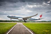 B-6131 - Air China Airbus A330-200 aircraft