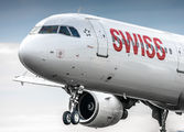 HB-IOH - Swiss Airbus A321 aircraft