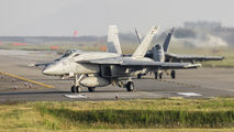 168364 - USA - Navy Boeing F/A-18E Super Hornet aircraft