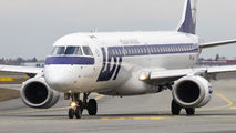 SP-LNA - LOT - Polish Airlines Embraer ERJ-190 (190-100) aircraft