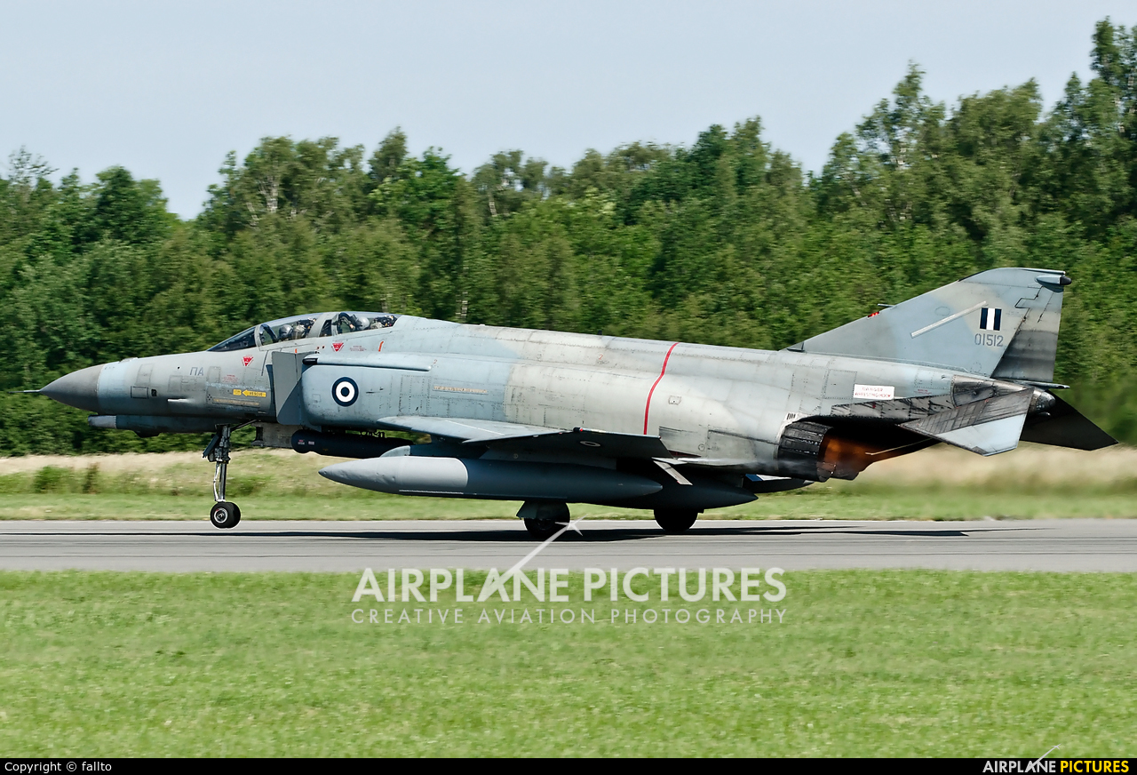 Greece - Hellenic Air Force 01512 aircraft at Florennes