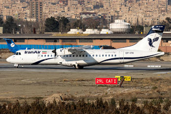 EP-ITK - Iran Air ATR 72 (all models)