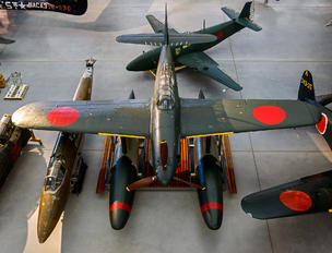 - - Japan - Imperial Navy (WW2) Aichi Aircraft(愛知航空機) Seiran(晴嵐)