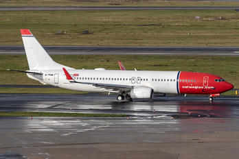 EI-FHM - Norwegian Air International Boeing 737-800