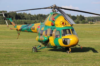 EW-123AO - Belarus - DOSAAF Mil Mi-2