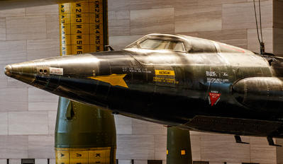 56-6670 - USA - Air Force North American X-15