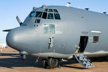 92-2104 - USA - Air Force Lockheed HC-130H Hercules