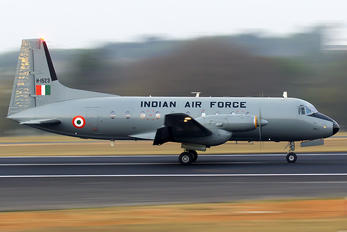 H-1523 - India - Air Force Hawker Siddeley HS.748