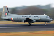 H-1523 - India - Air Force Hawker Siddeley HS.748 aircraft