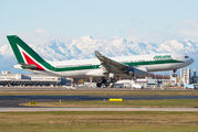EI-EJN - Alitalia Airbus A330-200 aircraft