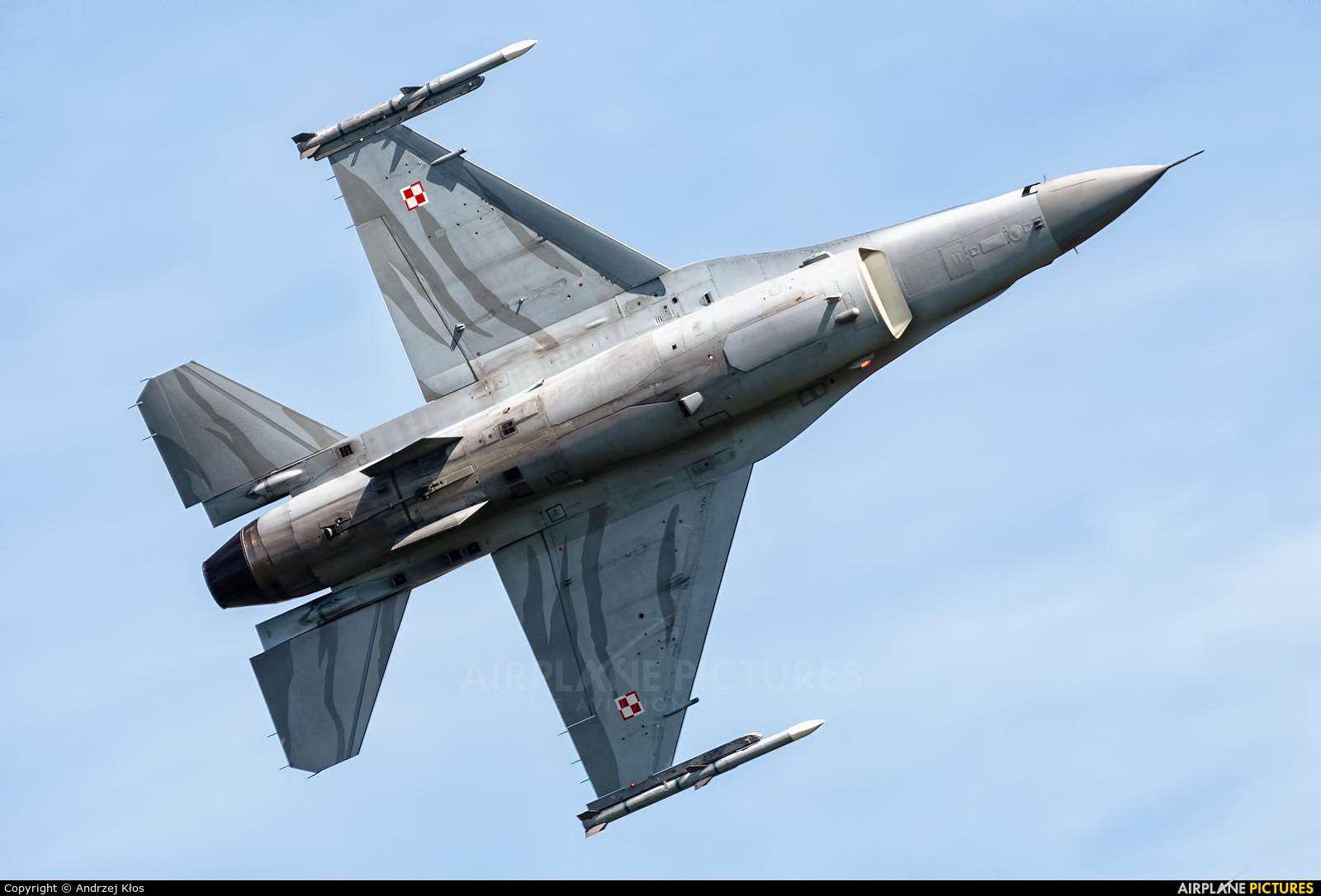 Poland - Air Force 4052 aircraft at Ostrava Mošnov