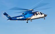 C-GBHJ - Helijet Sikorsky S-76C aircraft