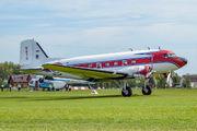 RA-2059G - Private Douglas DC-3 aircraft