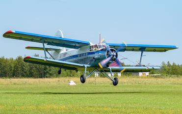 RA-33637 - Private Antonov An-2