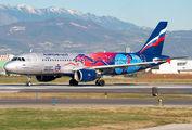 VP-BWE - Aeroflot Boeing 737-800 aircraft