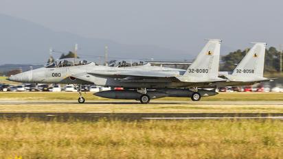 32-8080 - Japan - Air Self Defence Force Mitsubishi F-15DJ