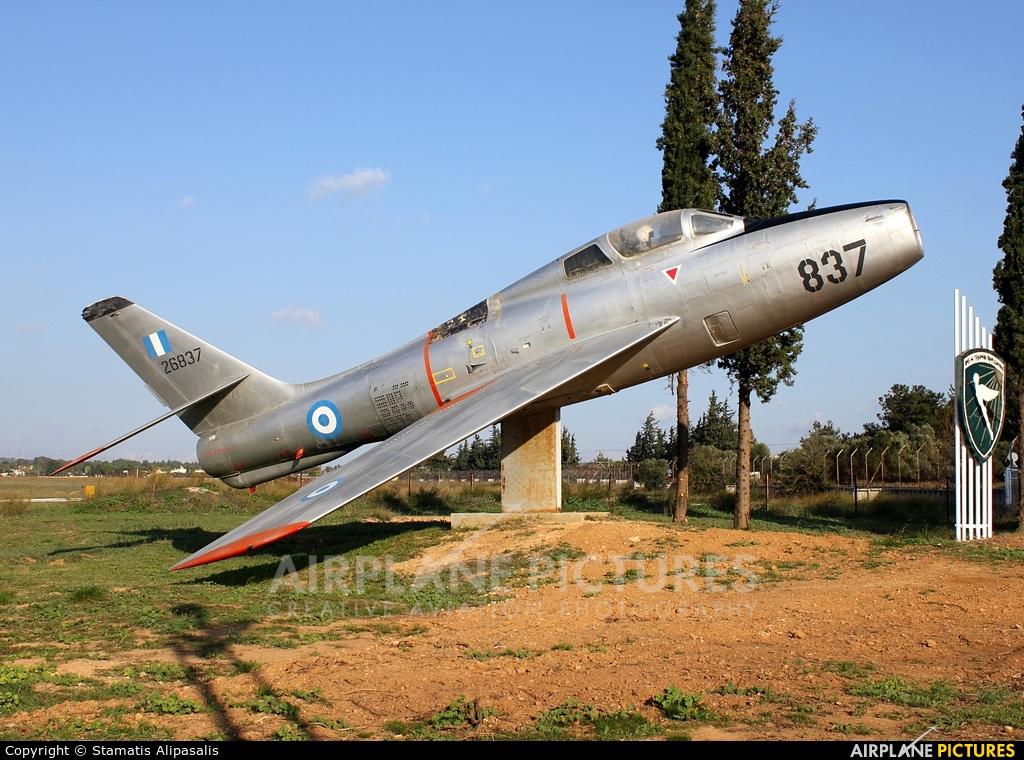 Greece - Hellenic Air Force 52-6837 aircraft at Tatoi