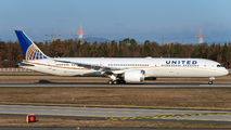 N14001 - United Airlines Boeing 787-10 Dreamliner aircraft