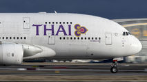 HS-TUB - Thai Airways Airbus A380 aircraft