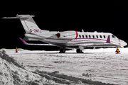 G-ZNTJ -  Learjet 75 aircraft