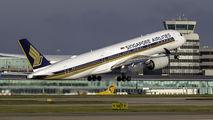 9V-SMU - Singapore Airlines Airbus A350-900 aircraft