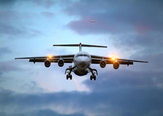 EI-WXA - CityJet British Aerospace BAe 146-200/Avro RJ85