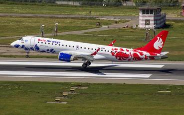 4K-AZ64 - Azerbaijan Airlines Embraer ERJ-190-100 Lineage 1000