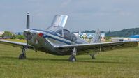 #3 Private Globe GC-1B Swift N3866K taken by Roman N.