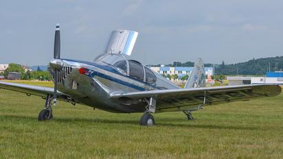 N3866K - Private Globe GC-1B Swift