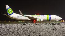 PH-HSJ - Transavia Boeing 737-800 aircraft