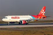 9H-AEO - Air Malta Airbus A320 aircraft