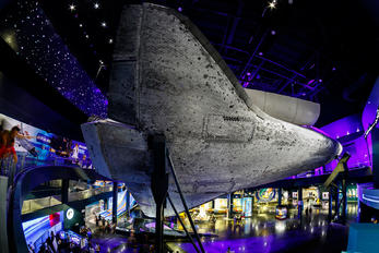 OV-104 - NASA Rockwell Space Shuttle