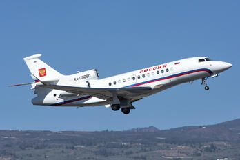 RA-09090 - Rossiya Special Flight Detachment Dassault Falcon 7X