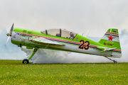 RA-1234G - Private Yakovlev Yak-54 aircraft
