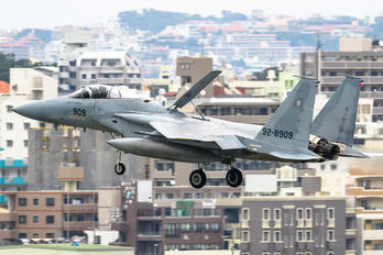 92-8909 - Japan - Air Self Defence Force Mitsubishi F-15J