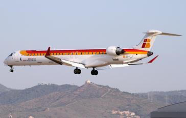 EC-LJT - Iberia Bombardier CRJ-1000NextGen