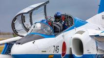 66-5745 - Japan - ASDF: Blue Impulse - Aviation Glamour - People, Pilot aircraft