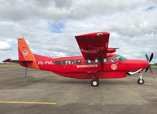 PR-PML - Brazil - Military Police Cessna 208B Grand Caravan