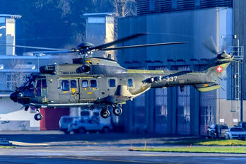 T-337 - Switzerland - Air Force Aerospatiale AS532 Cougar