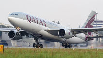 A7-ACG - Qatar Airways Airbus A330-200 aircraft