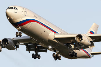 RA-96102 - Russia - Air Force Ilyushin Il-96-400VVIP