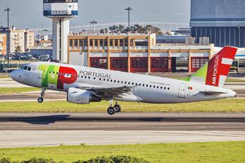 CS-TTI - TAP Portugal Airbus A319