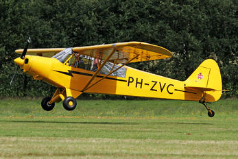 PH-ZVC - Private Piper PA-18 Super Cub