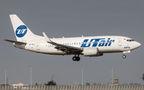 UTair 737 brings FC Krasnodar to Seville