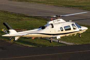 I-SIRI - Private Agusta Westland AW109 E Power Elite