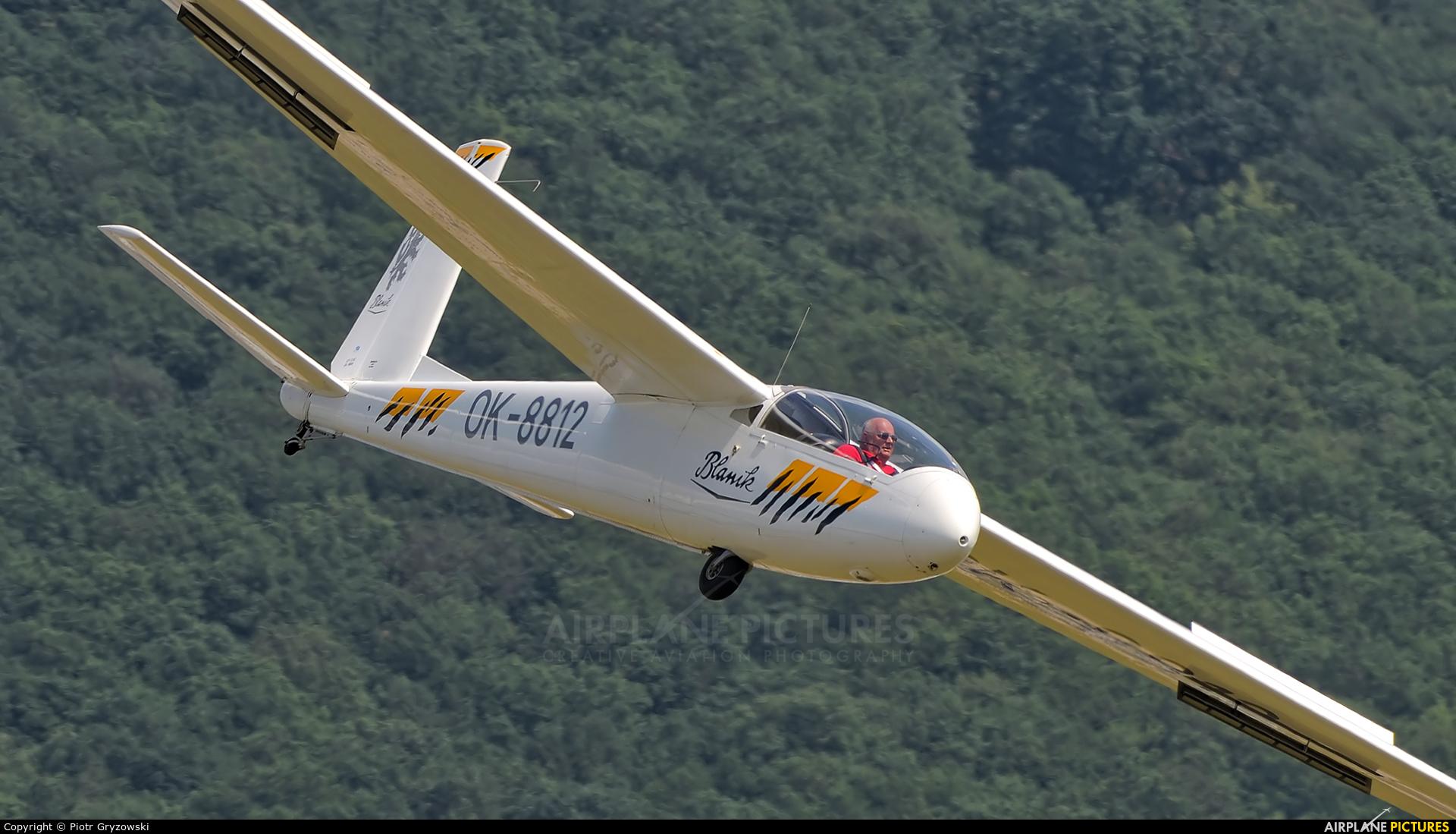 Aeroklub Czech Republic OK-8812 aircraft at Mladá Boleslav