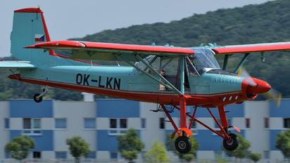 OK-LKN - Private Aero L-60 Brigadýr