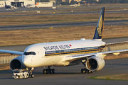F-WZFZ - Singapore Airlines Airbus A350-900 aircraft