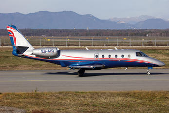 ES-AIR - Private Gulfstream Aerospace G150