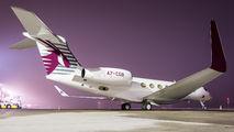 A7-CGB - Qatar Executive Gulfstream Aerospace G650, G650ER aircraft